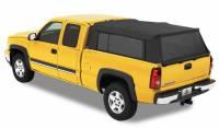 Body & Exterior - Bestop - Bestop Supertop For Trucks Truck Bed Cap - Black - 6 Ft. Bed - GM Compact Truck 1994-2012
