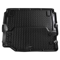 Interior & Cockpit - Rugged Ridge - Rugged Ridge All Terrain Cargo Liner - Plastic - Black - Jeep Wrangler JL 2018-19