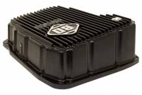 Automatic Transmissions and Components - Automatic Transmission Pans - BD Diesel - BD Diesel Deep Sump Transmission Pan - Finned - Adds 4-1/2 Qt. Capacity - Black - 545RFE/68RFE