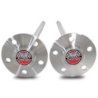 "Moser Engineering - Moser Axle Shaft - 28-7/16"" Long - 28 Spline Carrier - C-Clip - Steel - Natural - GM 10 Bolt (Pair)"