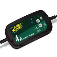 Battery Tender - Battery Tender Battery Tender Battery Charger - 6V/12V - 4 amp - Selectable - Lead Acid/Lithium