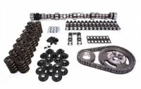 """Camshafts and Valvetrain - NEW - Camshaft Kits - NEW - Comp Cams - Comp Cams Xtreme Energy Camshaft/Lifters/Springs/Timing Set - Mechanical Roller - Lift 0.654/0.570"""" - Duration 274/280 - 110 LSA - Small Block Chevy"""