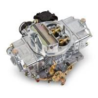 Street and Strip Carburetors - Holley Street Avenger Carburetors - Holley Performance Products - Holley Street Avenger Carburetor - 4-Barrel - 870 CFM - Square Bore - Electric Choke - Vacuum Secondary - Dual Inlet - Chromate