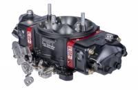 FST Billet X-treme Carburetor - 4-Barrel - 850 CFM - Square Bore - Mechanical Secondary - 3-Port Viper Fuel Bowls - Dual Inlet - Black Anodize