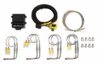 Gauges and Data Acquisition - Holley Performance Products - Holley EGT 8-Channel Kit