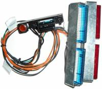 Gauges and Data Acquisition - Painless Performance Products - Painless Performance Benchtop Flash Data Transfer Cable - PCM to OBD-II Port - GM LS-Series