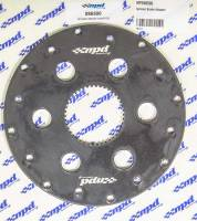 Sprint Car & Open Wheel - MPD Racing - MPD Brake Rotor Adapter - Hub to Brake Rotor - 42 Spline - Black Anodize - MPD Sprint Hubs
