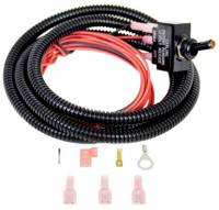 Ignition & Electrical System - BD Diesel - BD Diesel High Idle Switch - Wiring Harness - GM Duramax 2001-04