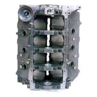 "Engines, Blocks and Components - Engine Blocks - Dart Machinery - Dart Big M Engine Block - 4.500"" Bore - 9.800 Deck - 4-Bolt Main - 2 Piece Seal - Iron - BB Chevy"