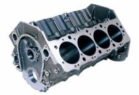 "Engines, Blocks and Components - Engine Blocks - Dart Machinery - Dart Big M Engine Block - 4.600"" Bore - 9.800 Deck - 4-Bolt Main - 2 Piece Seal - Iron - BB Chevy"