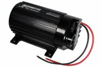 Fuel Pumps - Electric - In-Line Electric Fuel Pumps - Aeromotive - Aeromotive Eliminator Electric Fuel Pump - Variable Speed - In-Line - 166 gph at 45 psi - 12 AN Inlet - 10 AN Outlet - Black - E85/Gas
