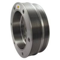 "Engine Components - PRO/RACE Performance Products - PRO/RACE Pro Sport Harmonic Balancer - 7.25"" OD - SFI 18.1 - Iron - Internal Balance - GM LS-Series"