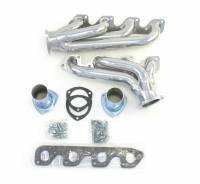 """Exhaust System - Doug's Headers - Doug's Headers - 1-3/4"""" Primary - 2-1/2"""" Collector - Steel - Metallic Ceramic - Ford Cleveland/Modified"""