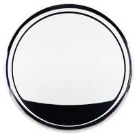 Steering Components - Billet Specialties - Billet Specialties Horn Button - Dome - Billet Aluminum - Polished - Billet Specialties Steering Wheels - Ford