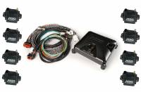 Ignition Boxes and Components - NEW - Ignition Boxes and Controllers - NEW - MSD - MSD Pro 600 CDI Ignition Control Module - 8 Channel - Coils/Harness Included - Holley EFI Systems