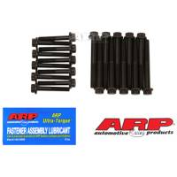 Engine Hardware and Fasteners - Main Bolt Kits - ARP - ARP High Performance Series Main Bolt Kit - 12 Point Head - 4-Bolt Mains - Chromoly - Black Oxide - Mitsubishi 4-Cylinder