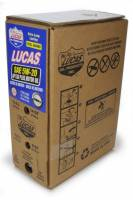 Lucas Oil Producs - Lucas Fuel Saving Motor Oil - 5W20 - Bag In Box - Conventional - 6 Gallon