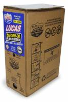 Lucas Oil Producs - Lucas Fuel Saving Motor Oil - 10W30 - Bag In Box - Conventional - 6 Gallon