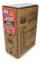 Lucas Oil Producs - Lucas Fuel Saving Motor Oil - 0W20 - Bag In Box - Synthetic - 6 Gallon