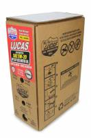 Lucas Oil Producs - Lucas Fuel Saving Motor Oil - 5W20 - Bag In Box - Synthetic - 6 Gallon