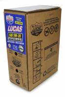 Lucas Oil Producs - Lucas Fuel Saving Motor Oil - 5W30 - Bag In Box - Conventional - 6 Gallon