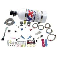 Nitrous Oxide Systems and Components - Nitrous Oxide Systems - Nitrous Express - Nitrous Express Nitrous Oxide System - EFI Dual Nozzle - Wet - Single Stage - 100-300 HP - Dodge Viper