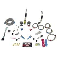 Nitrous Oxide Systems and Components - Nitrous Oxide Systems - Nitrous Express - Nitrous Express Nitrous Oxide System - Wet - Single Stage - 50/75/100/125 HP - GM TBI