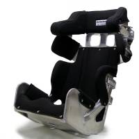 Interior & Cockpit - Ultra Shield Race Products - Ultra Shield Late Model Seat w/ Black Cover - SFI 39.2 - 15.5""