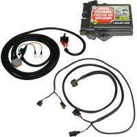 Air & Fuel System - BD Diesel - BD Diesel Positive Air Shutoff Valve - Wiring Harness - Ford PowerStroke 2011-19
