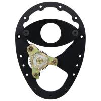 Timing Gear Drives and Components - Timing Gear Drives - Allstar Performance - Allstar Performance Timing Gear Drive - 3 Gear Drive - Raised Cam Gear - Aluminum Plate/Steel Gears - Small Block Chevy