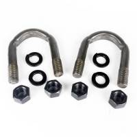 Hardware and Fasteners - Moser Engineering - Moser Nuts/Washers Included U-Joint U-Bolt Kit - Steel - Natural - 1350 Series Yoke