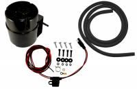 Brake System - Vacuum Pump - Leed Brakes - Leed Black Bandit Vacuum Pump - Electric - 12V - Hardware/Hose/Wiring Included - Black Housing
