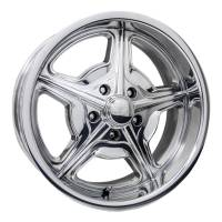 "Wheels and Tire Accessories - Billet Specialties - Billet Specialties Speedway Wheel - 20 x 8.5"" - 5.500"" Backspace - 5 x 5.00"" - Polished"