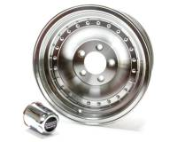"American Racing Wheels - American Racing AR61 Silver Outlaw I Wheels - American Racing Wheels - American Racing Outlaw I Wheel - 15 x 7"" - 3.75"" Backspace - 5 x 4.75"" - Machined"