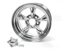 "American Racing Wheels - American Racing Torq Thrust II Wheel - 15 x 8"" - 3.79"" Backspace - 5 x 4.75"" - Polished"