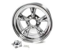 "American Racing Wheels - American Racing Torq Thrust II Wheel - 15 x 8"" - 3.79"" Backspace - 5 x 4.50"" - Polished"