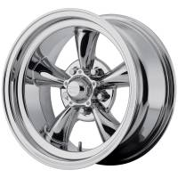 "American Racing Wheels - American Racing Torq Thrust D Wheel - 15 x 8"" - 4.500"" Backspace - 5 x 4.75"" - Chrome"