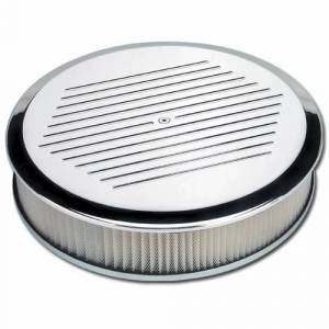 Air Cleaners and Intakes - Air Cleaner Assemblies - Round Air Cleaner Assemblies