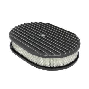 "Air Cleaner Assemblies - Oval Air Cleaner Assemblies - 12"" Oval Air Cleaner Assemblies"