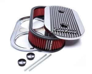 "Air Cleaner Assemblies - Oval Air Cleaner Assemblies - 13-1/2"" x 7"" Oval Air Cleaner Assemblies"
