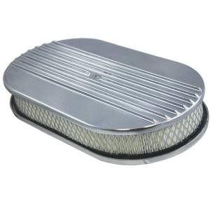 "Air Cleaner Assemblies - Oval Air Cleaner Assemblies - 15"" Oval Air Cleaner Assemblies"
