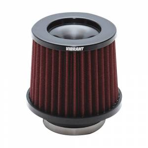 "6-3/4"" Conical Air Filters"