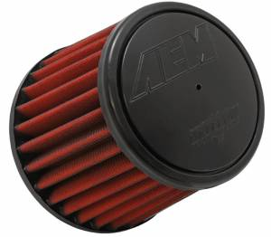 "6"" Round Clamp-On Air Filters"