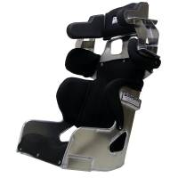 "Circle Track Seats - Ultra Shield VS Halo Seats - Ultra Shield Race Products - Ultra Shield VS Halo Seat w/ Cover - 20° - 1"" Taller - 17"""