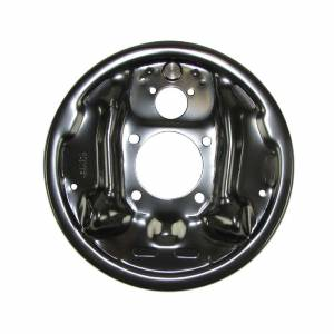 Brake System - Brake Systems And Components - Brake Drum Backing Plates