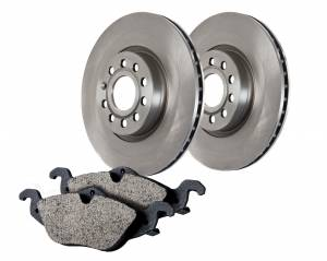 Brake System - Brake Systems And Components - Disc Brake Rotor and Pad Kits