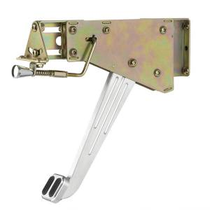 Brake System - Parking Brakes and Components - Parking Brake Pedal Assembly