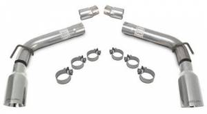 Exhaust Systems - Axle-Back