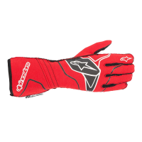 Alpinestars Tech 1-ZX v2 Glove - Red/Black - Size XL