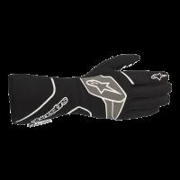 Alpinestars Tech 1 Race v2 Glove - Black/White - Size XL